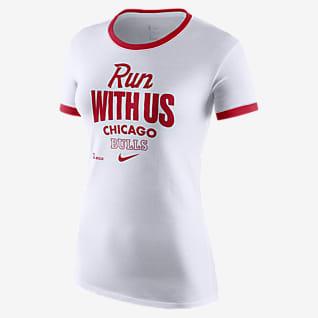 Chicago Bulls Mantra Women's Nike Dri-FIT NBA T-Shirt
