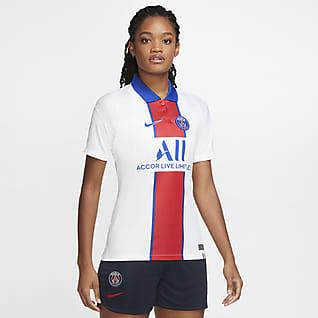 Paris Saint-Germain 2020/21 Stadium Extérieur Maillot de football pour Femme