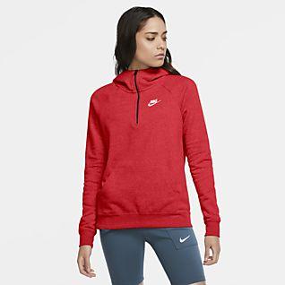 Womens Red Tops \u0026 T-Shirts. Nike.com