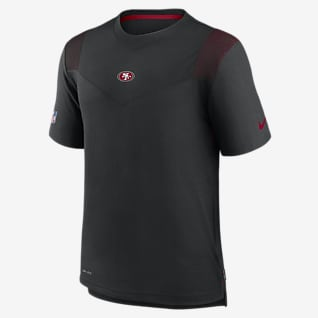 Nike Dri-FIT Sideline Player UV (NFL San Francisco 49ers) Men's T-Shirt