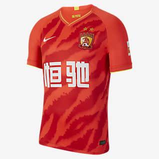 2020 赛季广州恒大淘宝主场球迷版 男子足球球衣