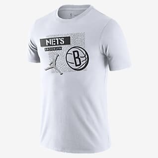 Brooklyn Nets Camiseta Jordan Dri-FIT de la NBA - Hombre