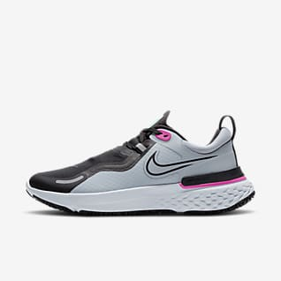 Nike React Miler Shield Dámská běžecká bota