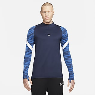 Nike Dri-FIT Strike Men's 1/4-Zip Soccer Drill Top