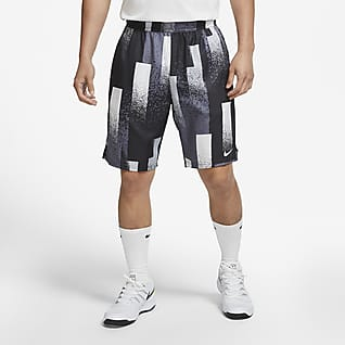 NikeCourt Dri-FIT Pantalón corto de tenis con estampado - Hombre