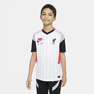 Liverpool FC Stadium Air Max Big Kids' Soccer Jersey