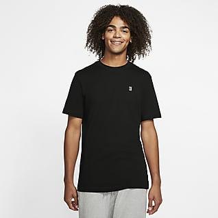 NikeCourt Playera de tenis para hombre