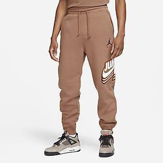 Jordan Jumpman Calças de lã cardada para homem
