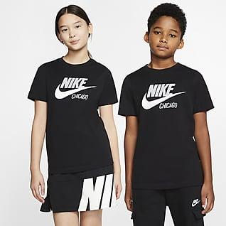 Nike Sportswear Chicago Big Kids' T-Shirt