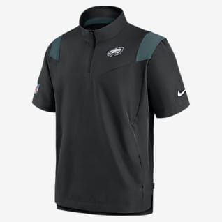 Nike Sideline Coaches (NFL Philadelphia Eagles) Playera de manga corta para hombre