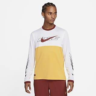 Nike Sport Clash Pánský tréninkový top s dlouhým rukávem