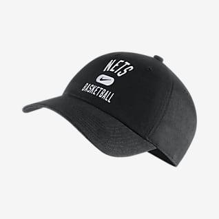 Brooklyn Nets Heritage86 Бейсболка Nike НБА