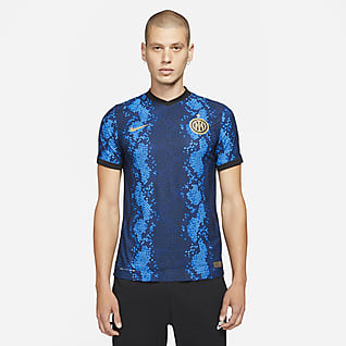 Primera equipación Match Inter de Milán 2021/22 Camiseta de fútbol Nike Dri-FIT ADV - Hombre