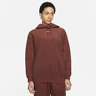 Nike Sportswear Essentials Женская худи из плюша