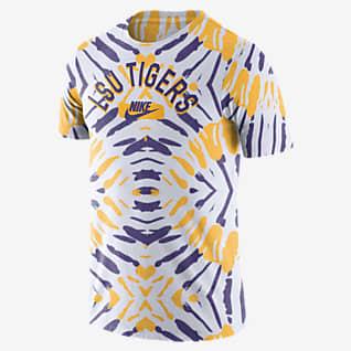 Nike College (LSU) Men's Printed T-Shirt