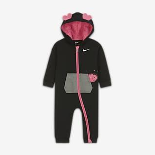Nike Hosszú cipzáras rugdalózó babáknak (0-9 hónapos)