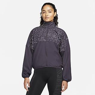 Nike Dri-FIT Run Division Женская беговая куртка со светоотражающими элементами