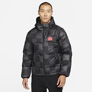 LeBron Men's Full-Zip Down Jacket