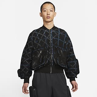 Nike x Undercover 針織 MA-1 飛行夾克