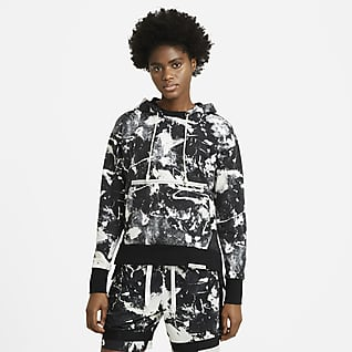 Nike Standard Issue Sweat à capuche de basketball pour Femme