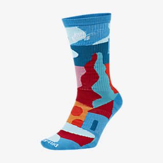 Nike SB Everyday Max Lightweight Skateboard-Crew-Socken