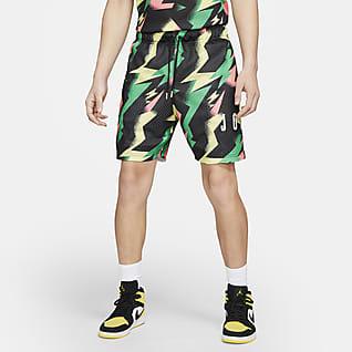 Jordan Jumpman Air Shorts de malla estampados para hombre