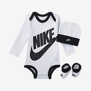 Nike Conjunto de tres piezas - Bebé (0-6 M)