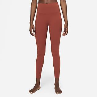 Nike Yoga Luxe Leggings de tela Infinalon y cintura alta de 7/8 para mujer