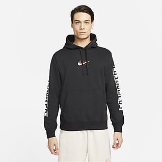 Club América Men's Fleece Pullover Hoodie