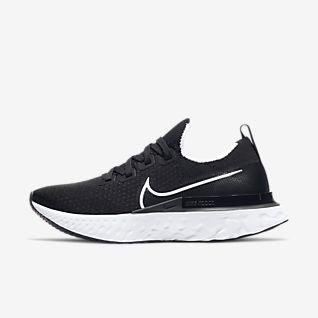 Nike React Infinity Run Flyknit Женская беговая обувь