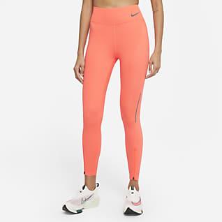 Nike Epic Faster Leggings da running a 7/8 - Donna