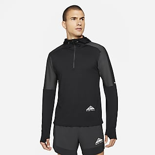 Nike Dri-FIT Trail Maglia da trail running con zip a metà lunghezza - Uomo