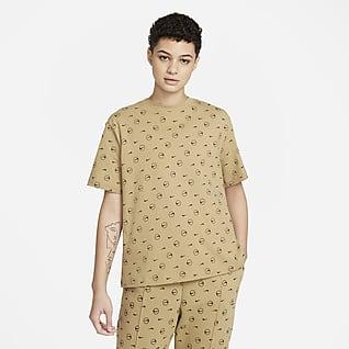 Nike Sportswear Женская футболка с принтом