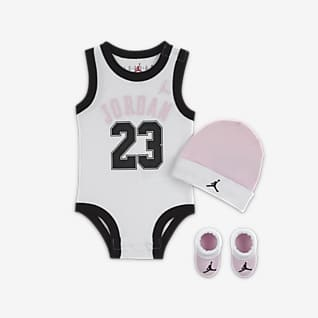 Jordan Pięcioczęściowy zestaw dla niemowląt
