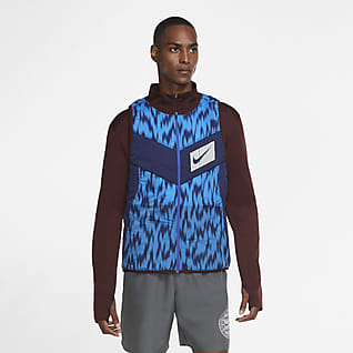 Nike Aerolayer Wild Run Löparväst för män