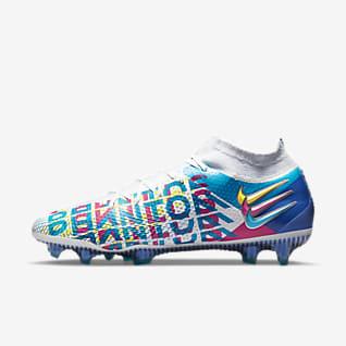 Nike Phantom GT Elite Dynamic Fit 3D FG รองเท้าสตั๊ดฟุตบอลสำหรับพื้นสนามทั่วไป