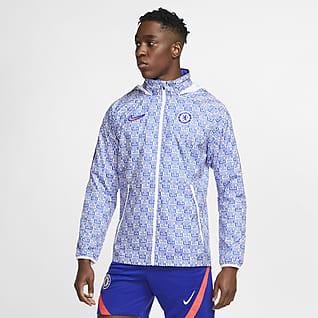 Chelsea FC AWF Chamarra de fútbol para hombre