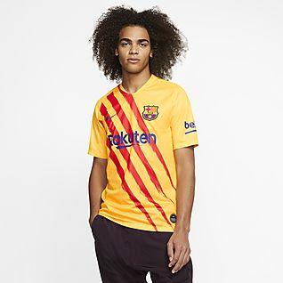 FC Barcelona Stadium Fourth Fotbollströja för män