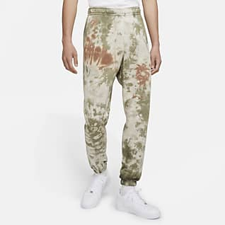 Nike Sportswear Club Fleece Pantalones de tejido batik
