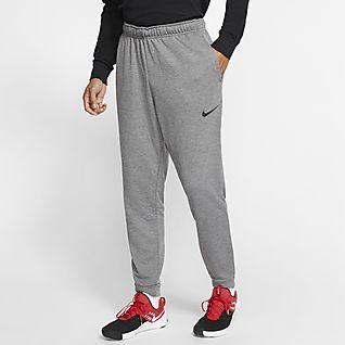 Nike Dri-FIT Calças de treino de lã cardada para homem