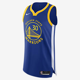 Stephen Curry Warriors Icon Edition 2020 Nike NBA Authentic Jersey