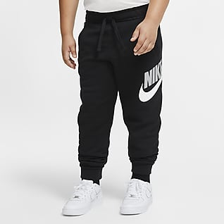 Nike Sportswear Club Fleece Bukser (udvidet størrelse) til store børn (drenge)