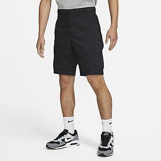 ナイキ スポーツウェア テック パック メンズ ウーブン アンラインド カーゴ ショートパンツ