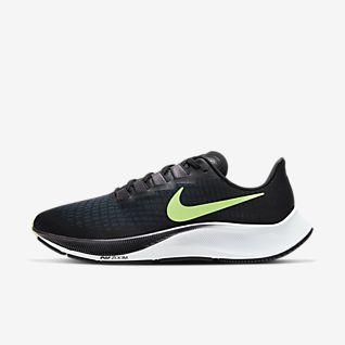 zapatillas nike verdes hombre running
