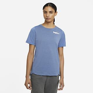 Nike Prenda para la parte superior de softball de manga larga para mujer