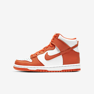 Nike Dunk High Older Kids' Shoe