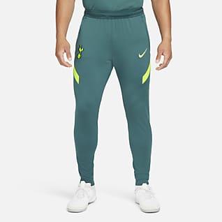 Strike Tottenham Hotspur Calças de futebol de malha Nike Dri-FIT para homem