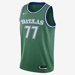 2020 赛季达拉斯独行侠队 Classic Edition Nike NBA Swingman Jersey 男子球衣