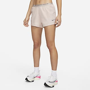 Nike Dri-FIT Run Division Tempo Luxe Hardloopshorts voor dames (8 cm)