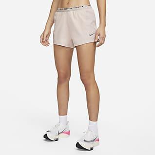 Nike Dri-FIT Run Division Tempo Luxe Løbeshorts (8 cm) til kvinder